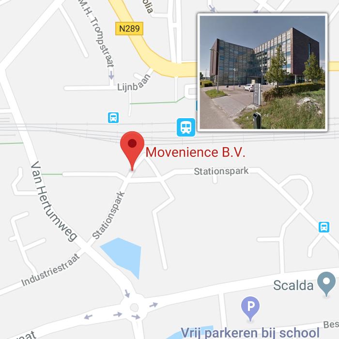Movenience kantoor